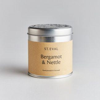 Bergamot and Nettle Candle