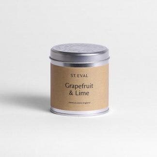 Grapefruit & Lime Scented Candle