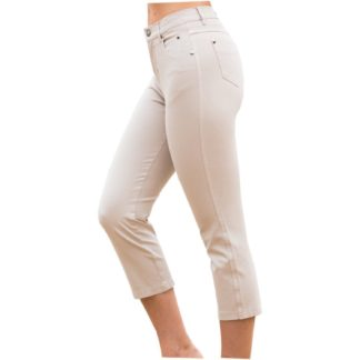 Marble Cropped 2401 Jeans