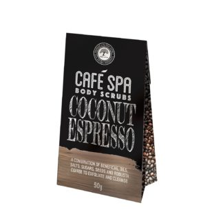 Coconut Espresso Coffee Scrub
