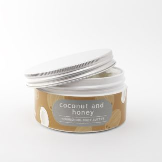 Coconut and Honey Body Butter