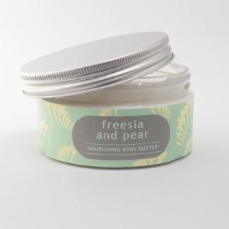 Freesia and Pear Body Butter